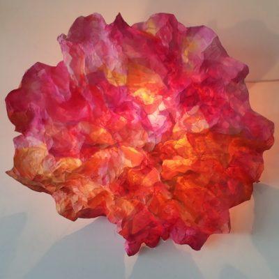 Light sculpture I